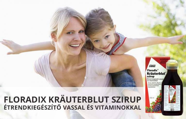 Floradix KRÄUTERBLUT szirup - krauterblut szirup vashiany elleni etrendkiegeszito 2 1 2020